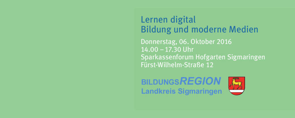 "Fachtag ""Lernen digital"" – Workshop"